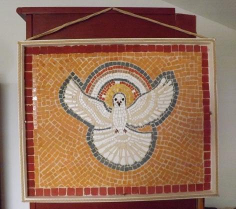 porumbel mosaic